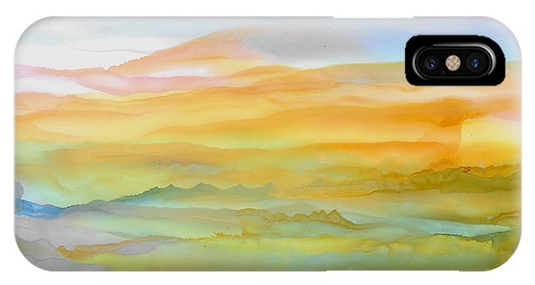 Gentle Ambiance IPhone Case