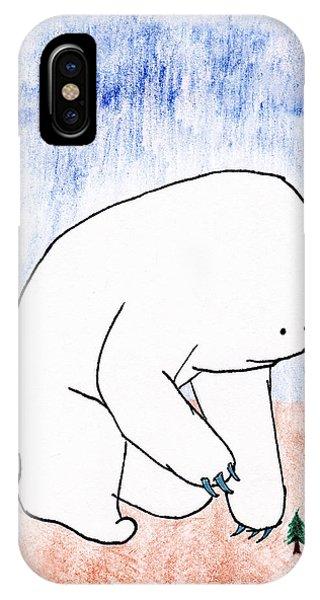 Gentle Giant IPhone Case