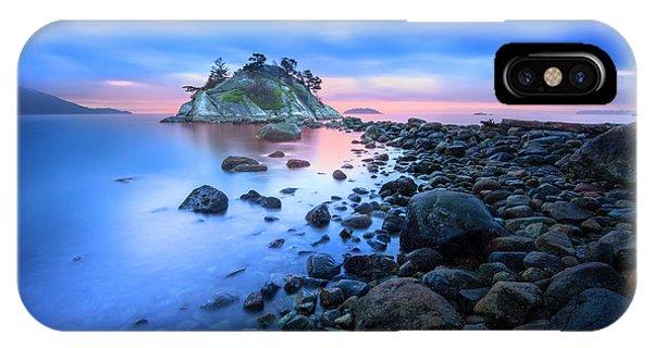 Gentle Sunrise IPhone Case