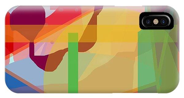 iPhone Case - Geo Frenzy by Pharris Art