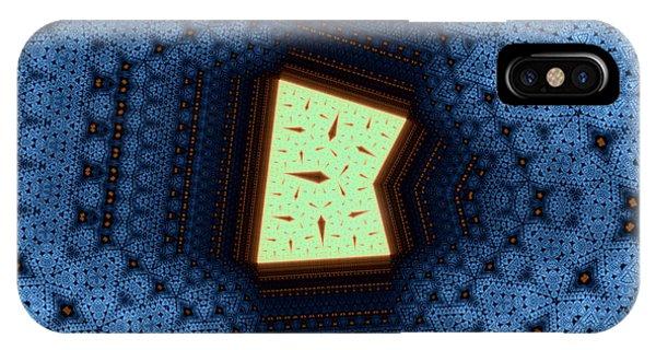 Geometric Patterns No. 50 Phone Case by Mark Eggleston