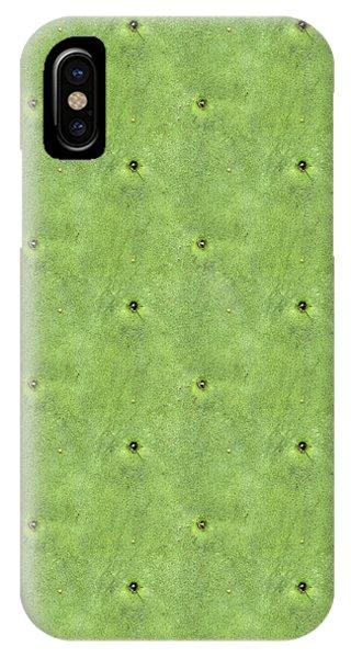 Geometric Prickles IPhone Case