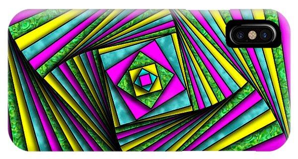 Geometry Art IPhone Case