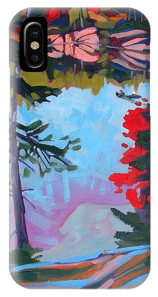 George Lake East Basin IPhone Case