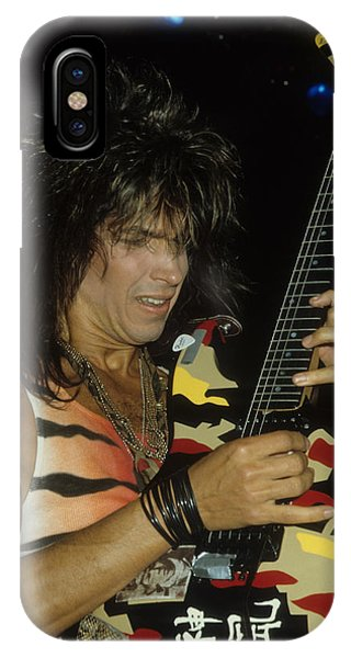George Lynch Of Dokken IPhone Case