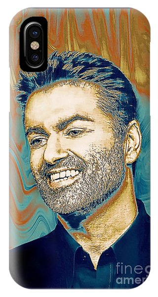 George Michael - Tribute  IPhone Case