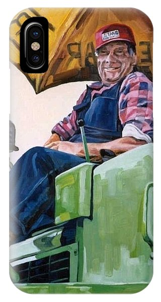 George The Artist IPhone Case