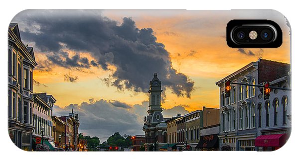 Georgetown Ky Summer Evening IPhone Case