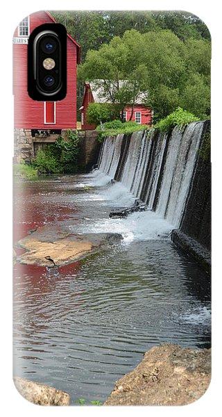 Georgia Mill IPhone Case