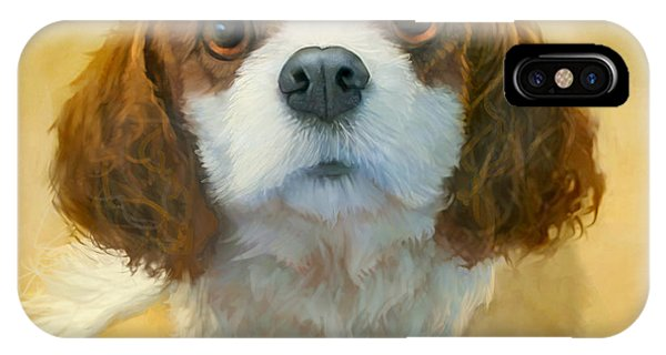 Pet Portrait iPhone Case - More Than Words by Sean ODaniels