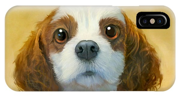 Dog iPhone Case - More Than Words by Sean ODaniels