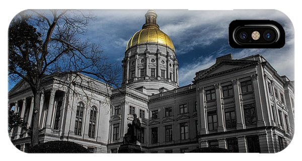Georgia State Capital IPhone Case