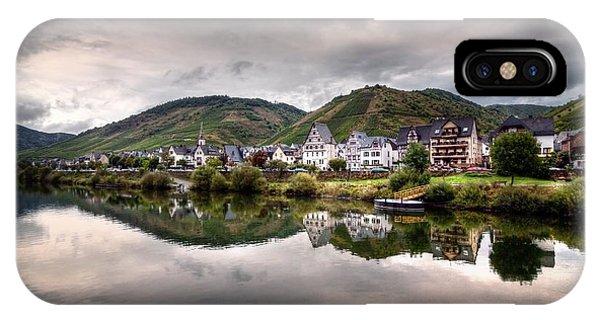 German Village IPhone Case