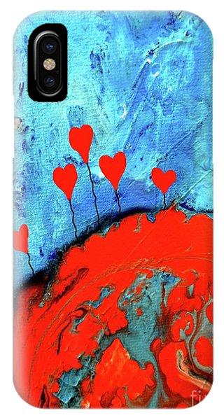 Germinating Love IPhone Case
