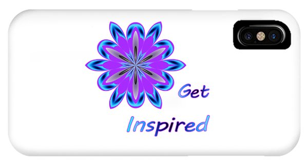 Get Inspired IPhone Case