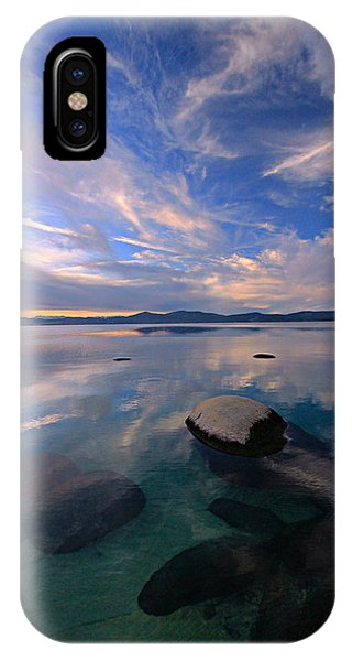 Get Into Nature IPhone Case