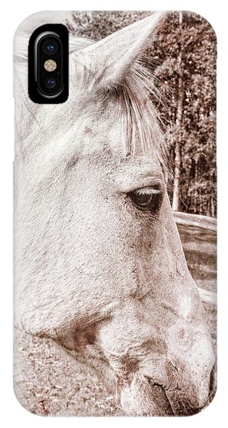 Get My Good Side, Please IPhone Case