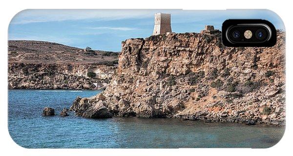 Ghajn Tuffieha Bay - Malta IPhone Case