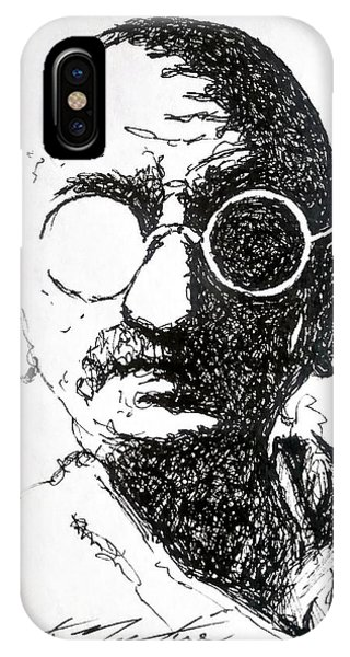 Ghandi IPhone Case