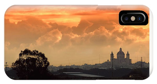 Ghaxaq Sebh - Delightful Sunrise IPhone Case