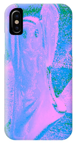 Ghost #4 IPhone Case