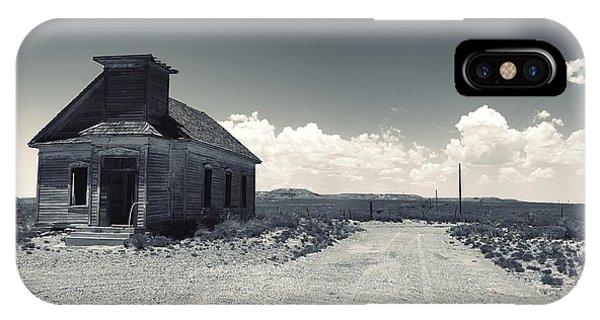 Ghost Church IPhone Case