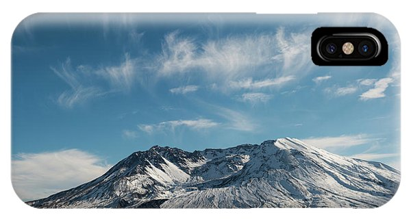 Ghost Clouds IPhone Case