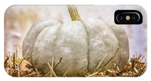 Ghost Pumpkin IPhone Case