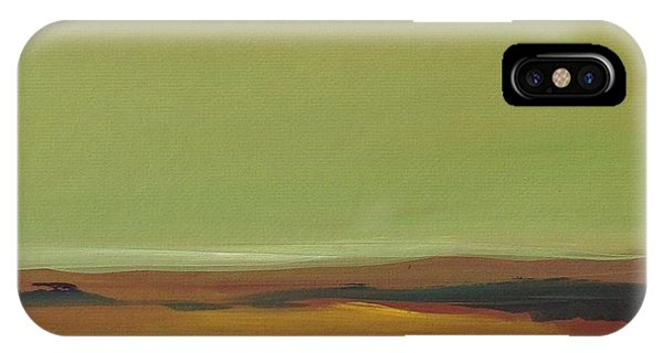 Ghost Ranch IPhone Case