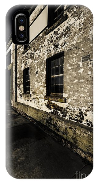 Urban Decay iPhone Case - Ghost Towns General Store by Jorgo Photography - Wall Art Gallery