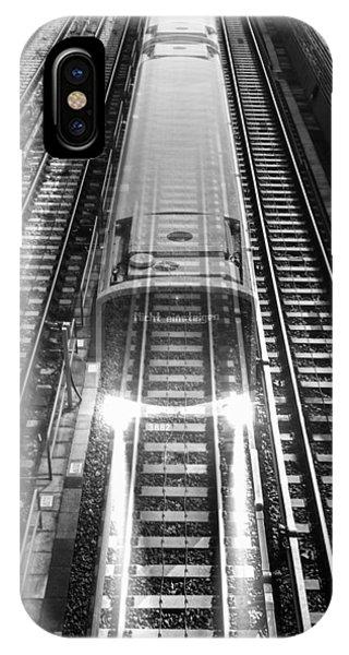 iPhone Case - Ghost Train Vienna by Chris Feichtner