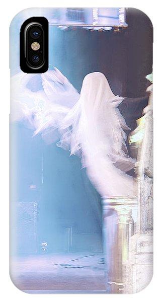 Ghost Phone Case by Viktor Savchenko