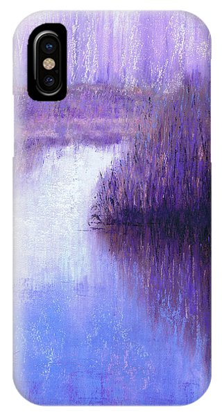 Ghostly Sentinels IPhone Case