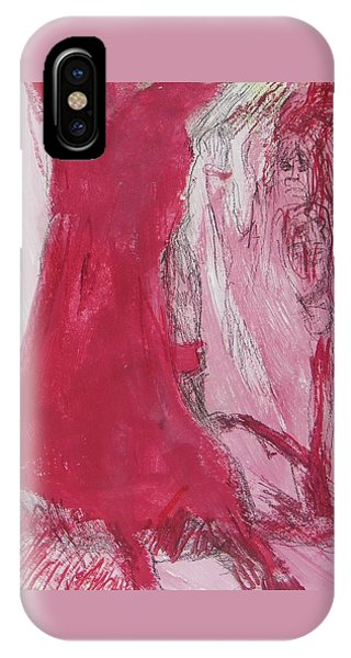 Ghosts Of The Horror Tree IPhone Case