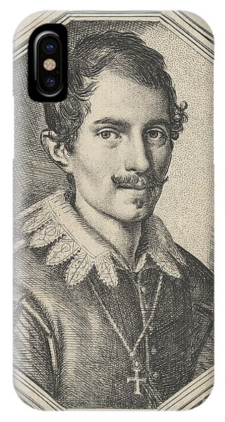 iPhone Case - Gian Lorenzo Bernini by Ottavio Leoni