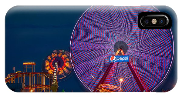 Giant Ferris Wheel IPhone Case