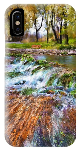 Giant Springs 2 IPhone Case