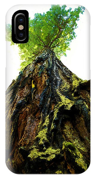 Giants Of The Earth IPhone Case