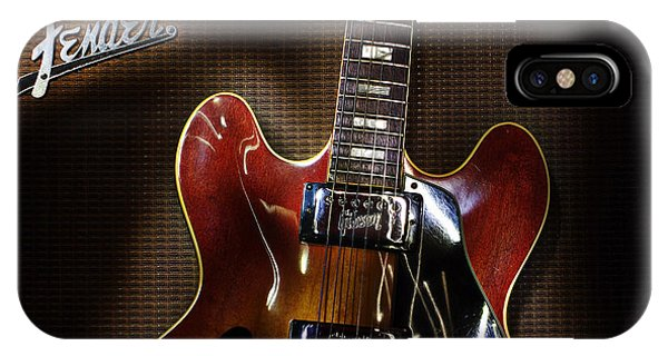 Gibson 335 IPhone Case