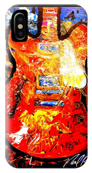 gibson ES-335 IPhone Case