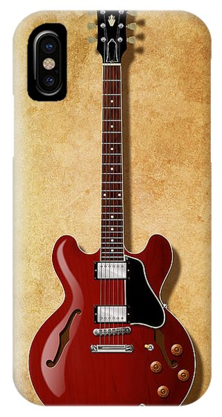 Gibson Es-335 Since 1958 IPhone Case