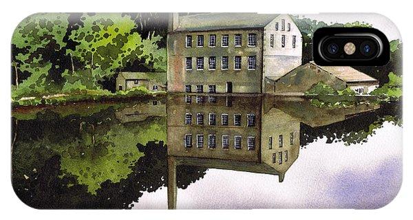 iPhone Case - Gibson Mill by Paul Dene Marlor