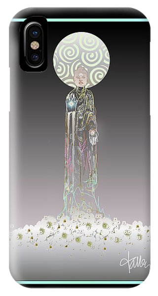 Gifts Of The Buddha II IPhone Case