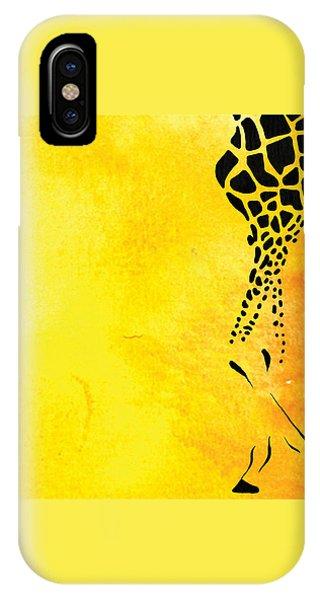 Giraffe Triptych iPhone Cases   Fine Art America