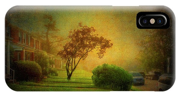 Gittings Avenue IPhone Case