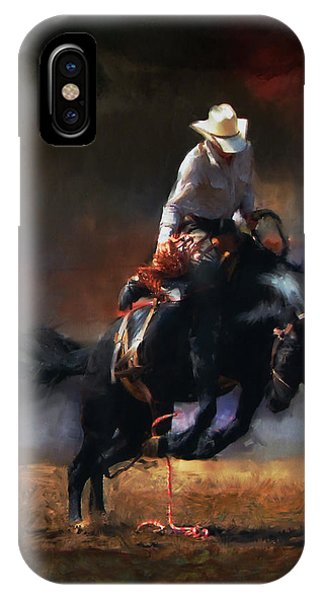 Give Me A Wild Ride IPhone Case