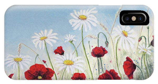 Give Me A Daisy IPhone Case