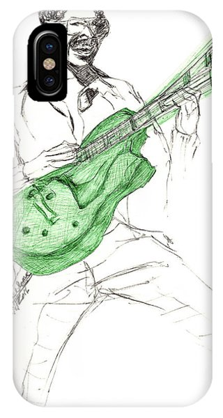 Gj Guitar  IPhone Case
