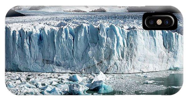 Glaciar 003 IPhone Case