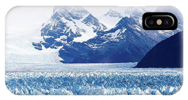 Glaciar 55 IPhone Case